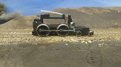 Graham Farish N Gauge 4P Chassis