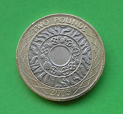 £2 Coin. History Of Technological Achievement .