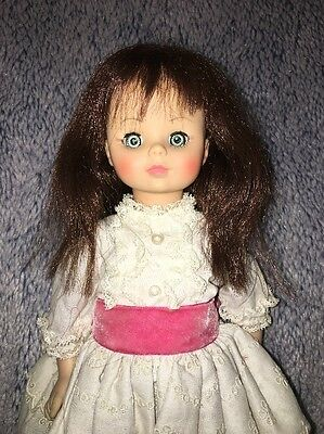 "Madame Alexander Degas Girl 13"" Doll All Original Dress 1575"