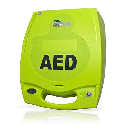 ZOLL AED PLUS (BRAND NEW in the BOX)