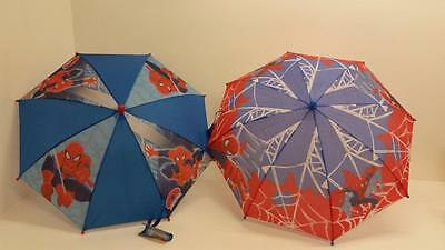 Children's Disney  Spiderman Character Official Licensed Umbrella's