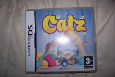 Nintendo ds game Cats