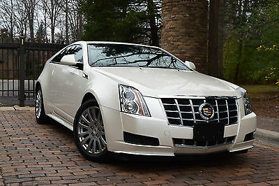 2013 Cadillac CTS Base Coupe 2-Door AWD 2013 Cadillac CTS-4 AWD Coupe 2-Door 3.6L//42K Miles