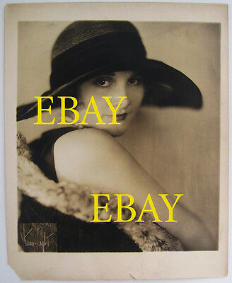 1924 Glamour Photograph Jeanne EAGELS 2