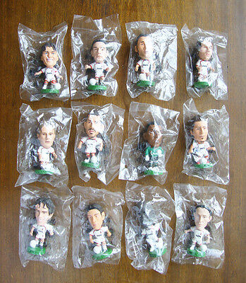 AC MILAN - 2007 Champions 12 figures team set - Prostars sealed sachet