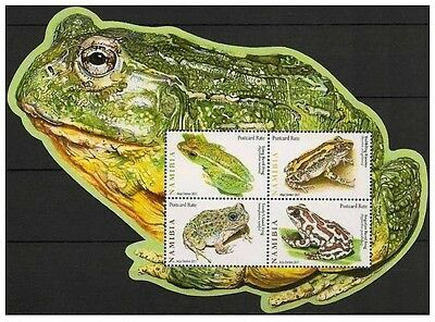Namibia 2011 Frogs of Namibia, MNH