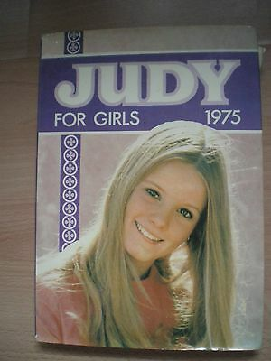 Judy For Girls 1975 - Annual