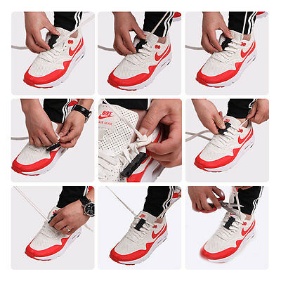 Magnetic Shoelaces Lacing Easy Clasp Magnetic Shoe Shoelaces Zubits New