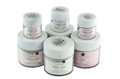 CND Creative Nail Acrylic Sculpting Powder - Pink-Clear-White Retention+