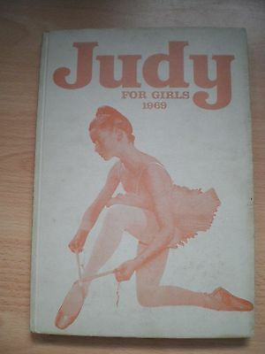 Judy For Girls 1969 - Annual