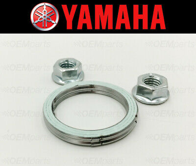 Exhaust Manifold Gasket Repair Set Yamaha YP 250 Majesty 1995-2003 (Incl. Nuts)