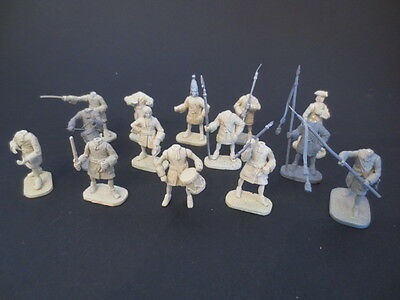 40mm / 4cm Elastolin / Germania Blank Miniatures  #01