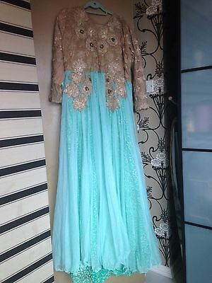 Indian Dress Gown Xxl 18 To 22
