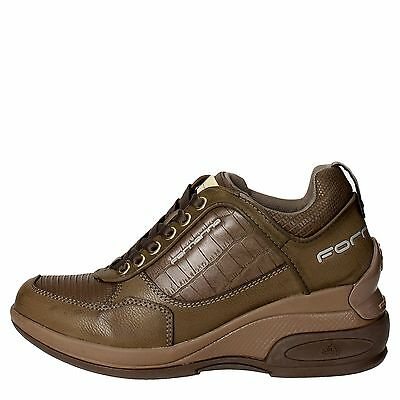 Fornarina PIFDY7615WJD8200 Sneakers Donna Pelle Sintetico  Taupe