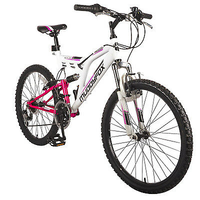 muddy fox mountainbike 20 zoll kinder fahrrad mtb bike rad. Black Bedroom Furniture Sets. Home Design Ideas