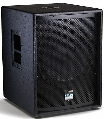 "Alto Truesonic TS15SUB 15"" Active Powered 1200W Subwoofer Sub Bass PA Speaker"
