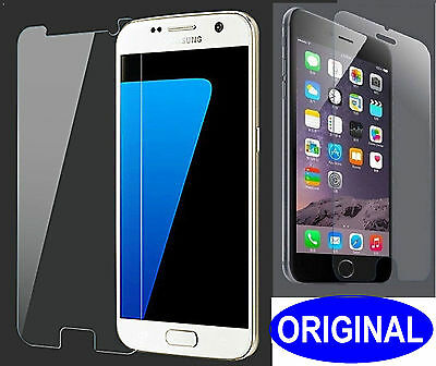 NEW TEMPERED GLASS FILM LCD SCREEN PROTECTOR FOR SAMSUNG GALAXY S7 s 7 SM - G930