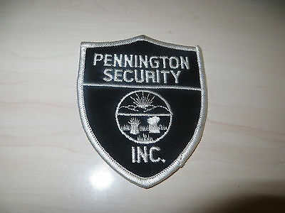 Embroidered Pennington Inc. Security Patch