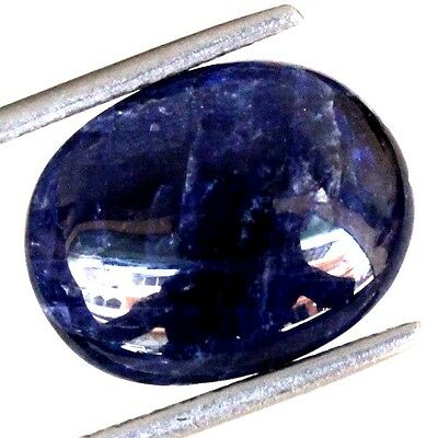 10.06 ct Natural Sapphire Cabochon  ( Untreated ) Mogok / R1617