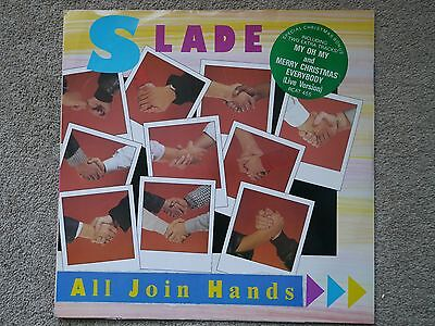 SLADE 4 track all join hands/here's to.merry christmas /my oh my RCAT 455.