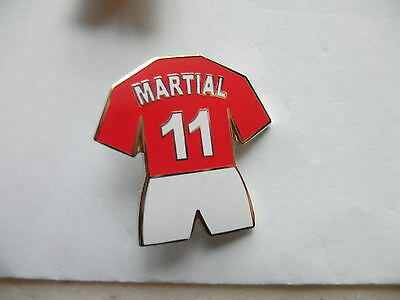 United Badge - Martial 11 - Manchester