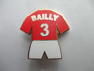 United Badge - Bailly 3 - Manchester