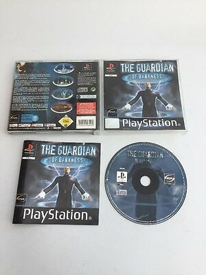 The Guardian Of Darkness Playstation Ps1 Complete Pal Game Manual