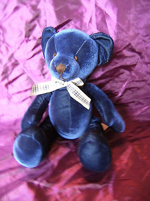russ berrie bears from the past ''picasso''  bear soft toy 14''