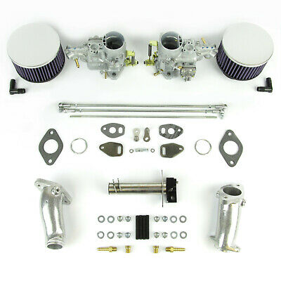 Genuine Weber 34ICT single port kit with German CSP link jetted VW T1 1641-1776