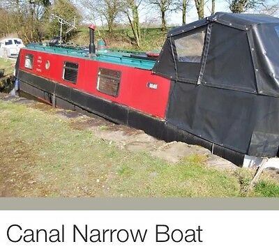 Canal Narrow Boat Holiday , Lancaster Canal  4 Berth   7 nights from £520.