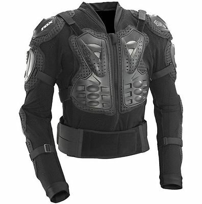 Fox Adult Titan Sport MTB Bike Downhill Enduro Body Armour Jacket - Clearance