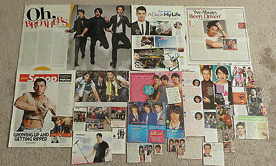 Jonas Brothers Magazine Clippings