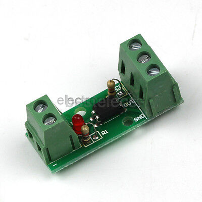 3-5V 12V 24V 1Channel 80KHz EL817 PC817 Optocoupler Isolation Module