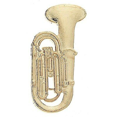 Mini Pin: Upright Tuba.
