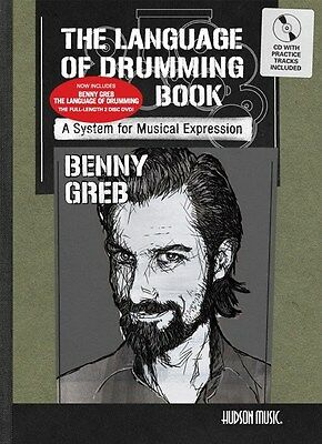 Benny Greb: The Language of Drumming (2 DVDs) - Opt.... Drums 2 x DVD (Region 0)