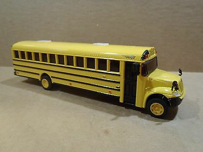 International IC Schoolbus Diecast 1:64 scale