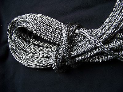 DRISSE /ECOUTE DYNEEMA SPECTRA 8 MM  30 mts
