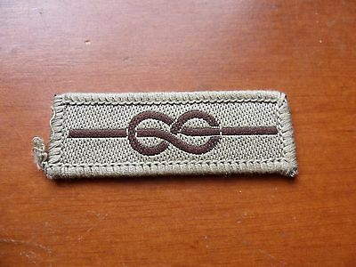 Australian Scout Leaders Long Service Badge from the 1970's