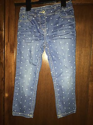 Mini Boden Girls Jeans Age 7
