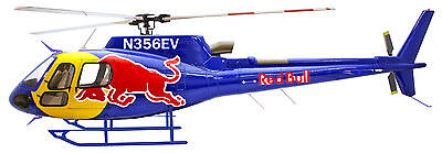 Roban - 700 Class AS350 Scale Helicopter Kit