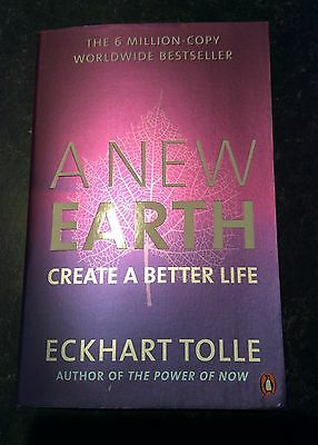 **BRAND NEW** A New Earth - Eckhart Tolle