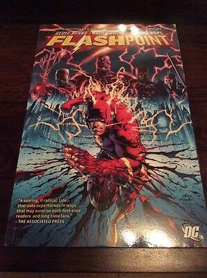 Flashpoint by Geoff Johns (Paperback, 2012)