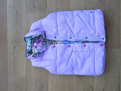 Joules Girls Gillet - Age 11-12