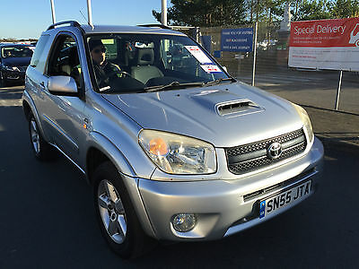 2006 Toyota Rav4 Xt-R D-4D Lovely Looking Example, Very Clean Car, Nice Spec