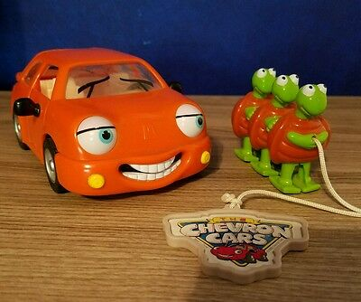 Chevron Cars #9 Holly Hatchback & turtles