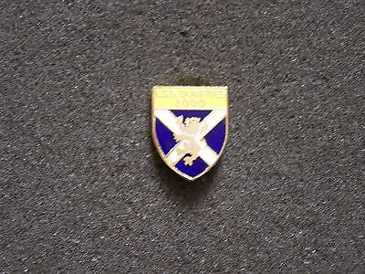 L.C.S. Dumfries, 2000, Scooter Pin Badge