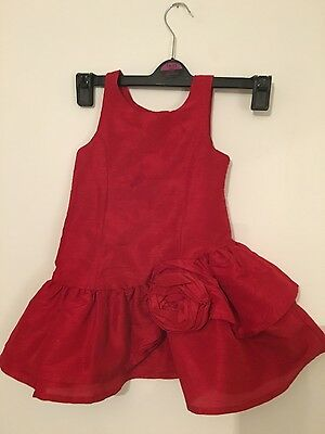 GIRLS NEXT PARTY DRESS SIZE  3 years