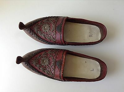 Shoes Decorative Handmade Turkish?