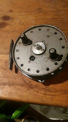 """Trudex Centre Pin reel with 4"""" drum"""