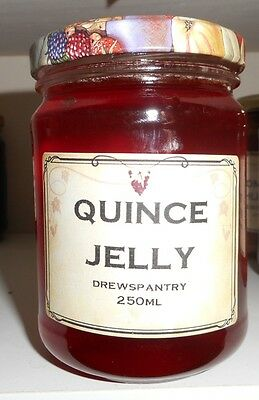 Quince Jelly made in Australia (6 x 250ml jars)